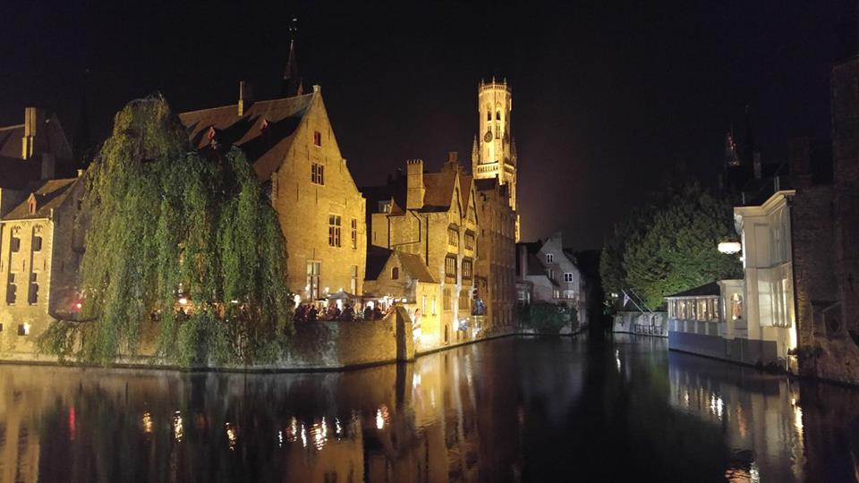 Bruges - The Money Shot