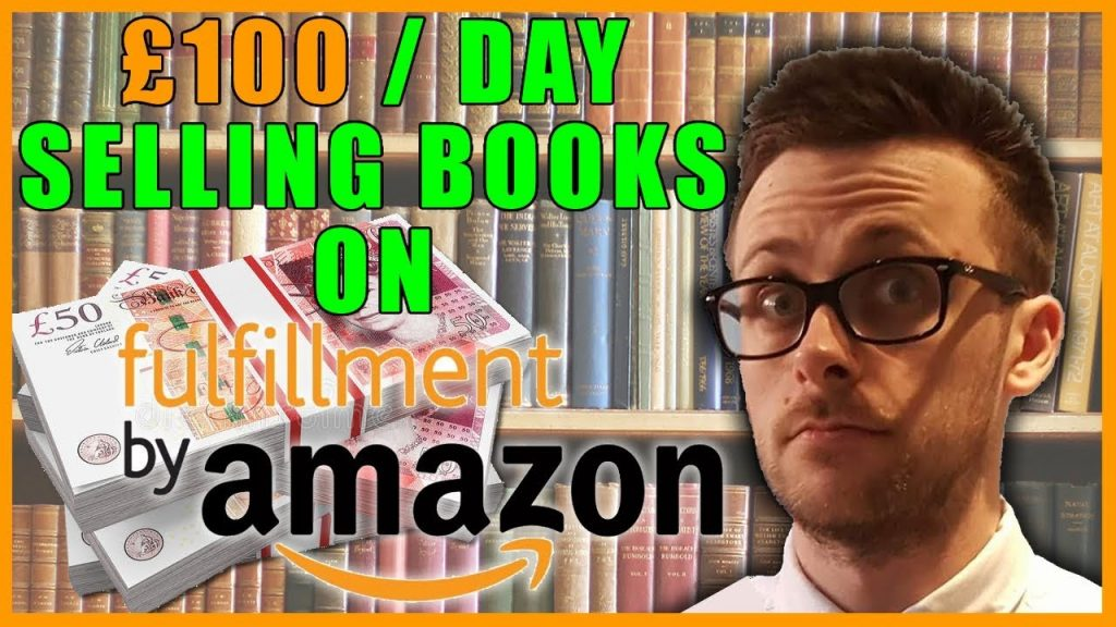Make Passive Income Online by Selling Used Books on Amazon UK